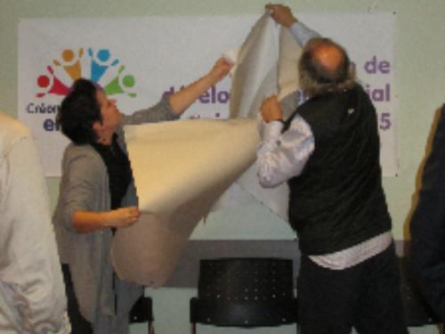 Lancement Forum-Dévoilement bannière