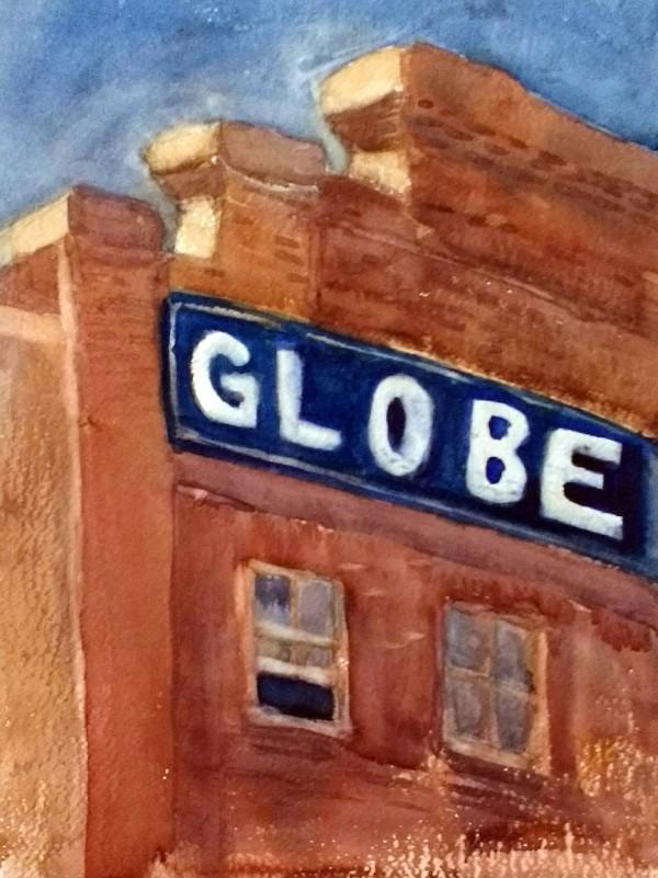 Gone but Not Forgotten: Globe Mills.  Auction for KCOS. Starting bid $140