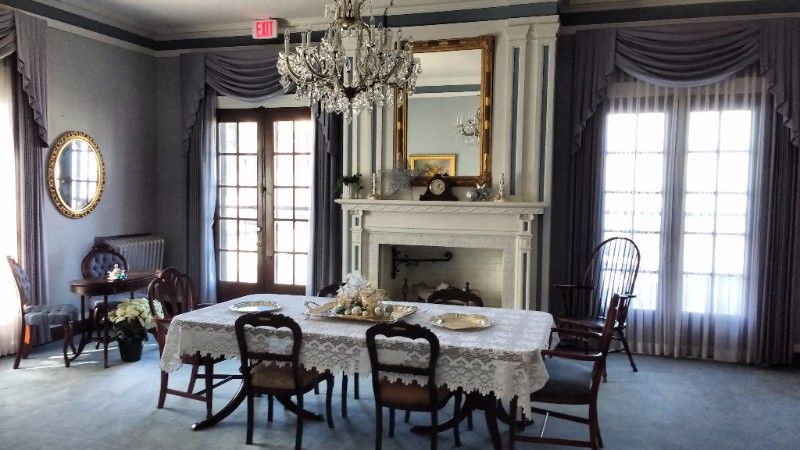 Woman's Club Dining Room