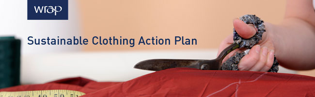 Sustainable Clothing Action Plan Newsletter