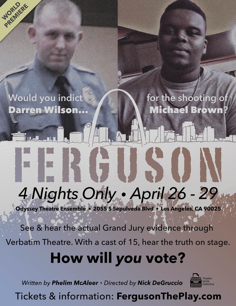 FERGUSON - The Play