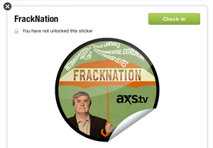 FrackNation on AXS TV TONIGHT!