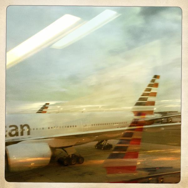 Leaving....