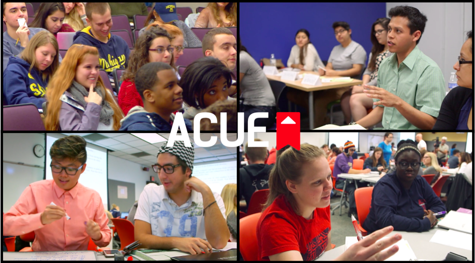 ACUE ACE Plenary Session Video