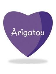 Arigatou!