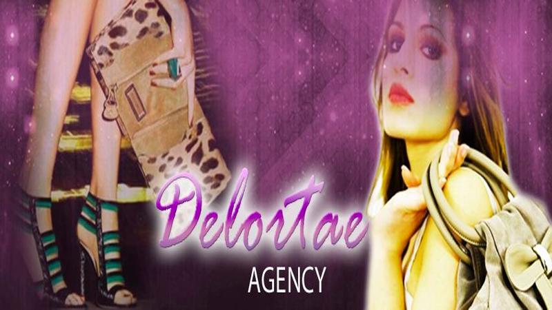Delortae Agency Logo