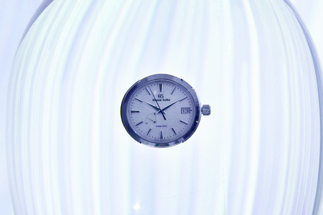 Grand Seiko   Approach to Time.
