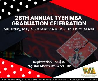 Tyehimba Graduation Save the Date