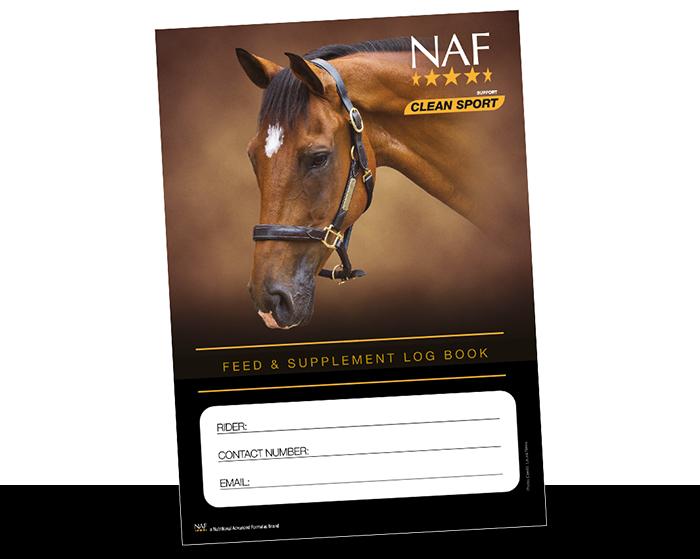 NAF Clean Sport Log Book