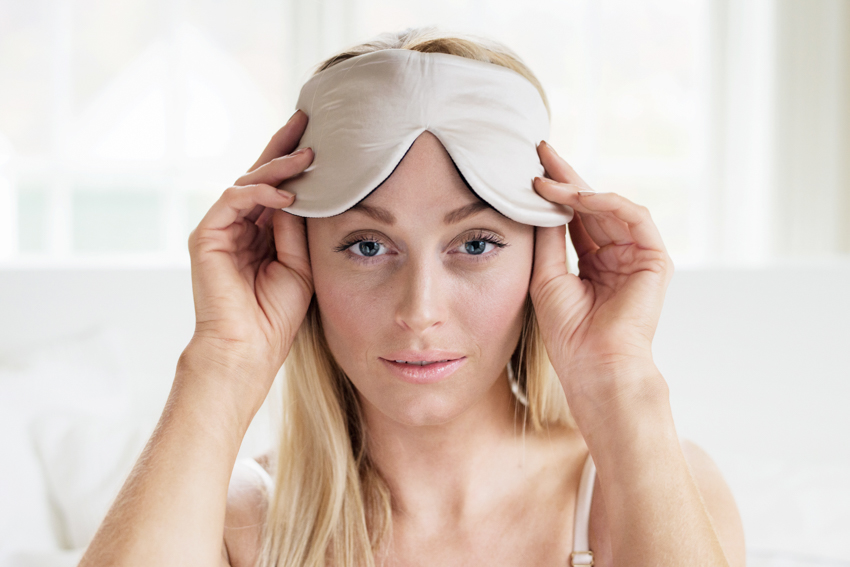 Chambres Eye-mask