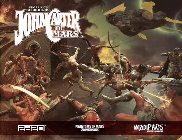 John Carter of Mars GAME