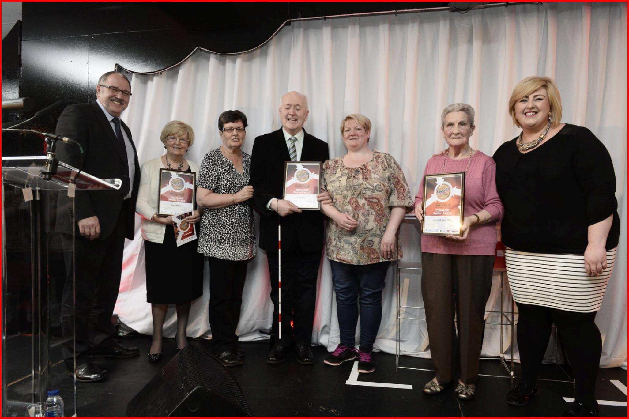Senior Community Champion Award Finalists
