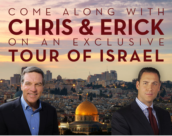 Chris and Erick Tour Header Image