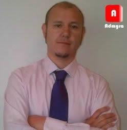 alvador Ferrando Boigues, account manager de Admyra