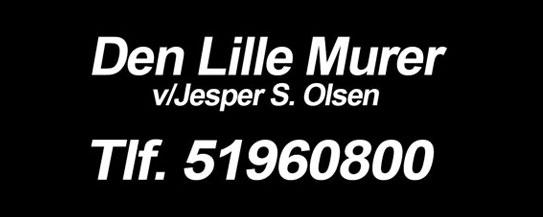 Den Lille Murer v/ Jesper S. Olsen