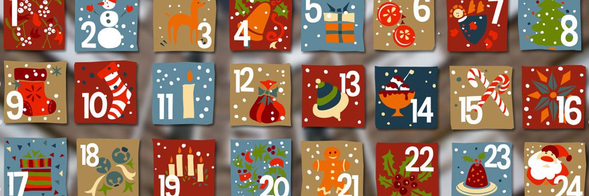 Julekalender på Andelsportal.dk