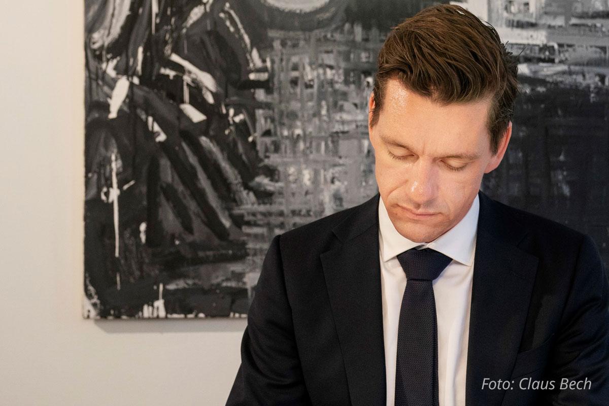 Mød den nye boligminister: Valuarvurderingerne skal under kontrol
