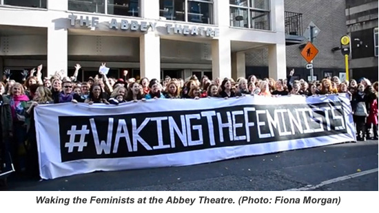 Waking the Feminists at the Abbey Theatre