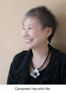 Composer Hyo-shin Na