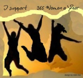 I Support 365 Women A Year