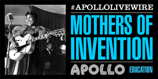Apollo Theater - Mothers of Invention