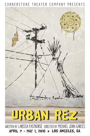 Urban Rez Poster