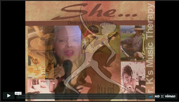 """Dr. Amelia Kemp's """"She"""""""