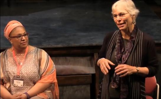 Hana Sharif & Martha Richards