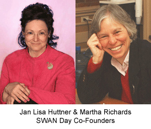 Jan Lisa Huttner & Martha Richards