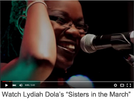 Click to watch Lydiah Dola's Sisters in the March