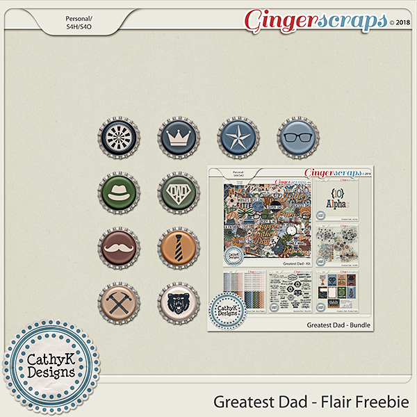 NEW Greatest Dad $1 Buffet and 2 FREEBIES