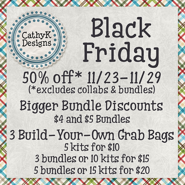 $2 Tuesday and Black Friday Sale Continues