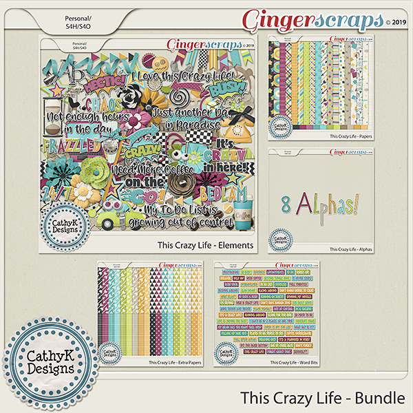 $2 Tuesday, This Crazy Life Extended, Win Your Wishlist, New Group Freebie