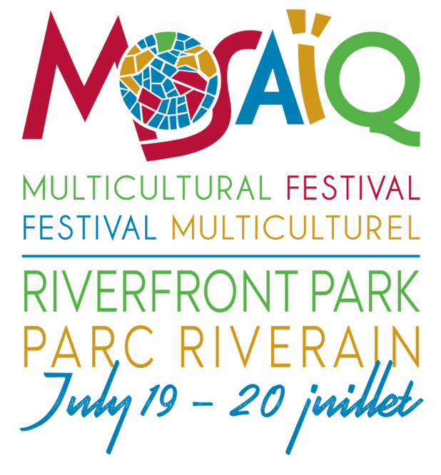Parade of Nations: Celebrating 15 Years of the Mosaïq Multicultural Festival in Moncton @ Oak Lane to Downing to Riverfront Park