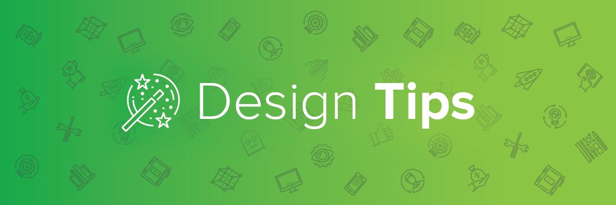 Topcoder Design Tips