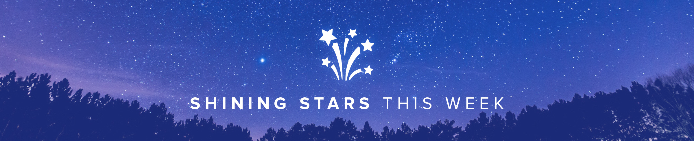 Shining Stars This Week