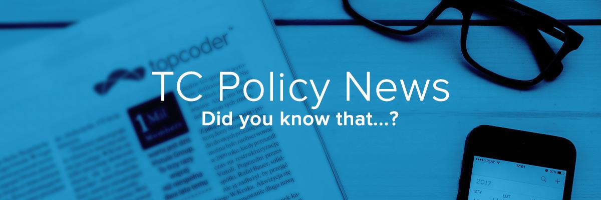 TC Policy News