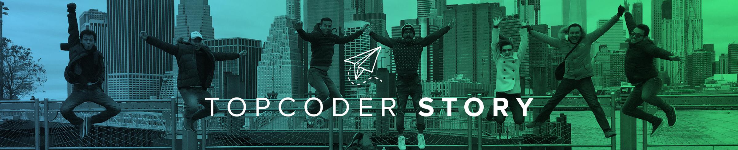 Topcoder Story