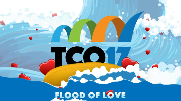 TCO17 Flood of Love