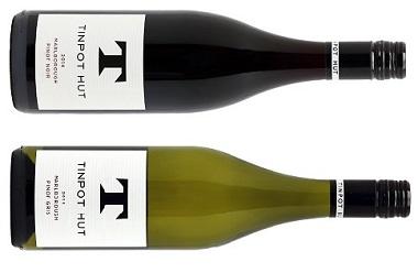 2014 Pinot Noir & 2014 Pinot Gris