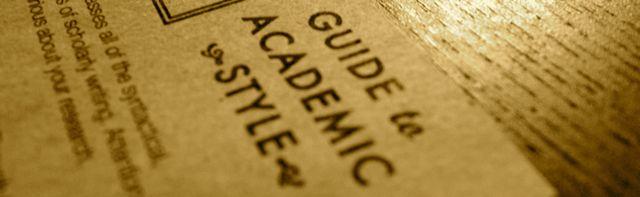 TWEED Writing Guides