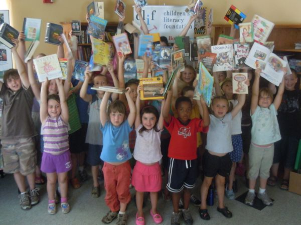 CLiF Summer Readers