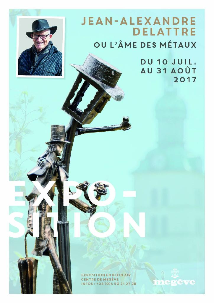 Exposition Jean-Alexandre Delattre