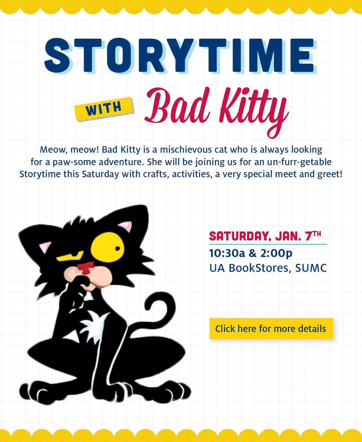 UA BookStores Storytime