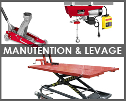MANUTENTION & LEVAGE