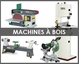 MACHINES À BOIS