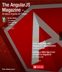 AngularJS Magazine