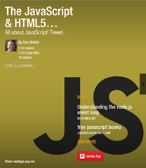 JavaScript & HTML5 Magazine