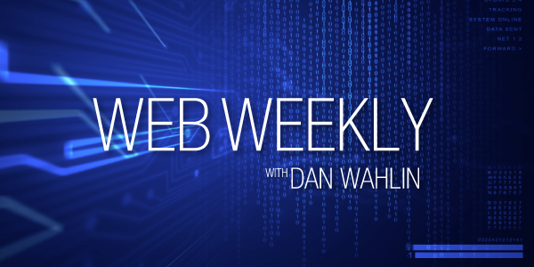 The Web Weekly by Dan Wahlin