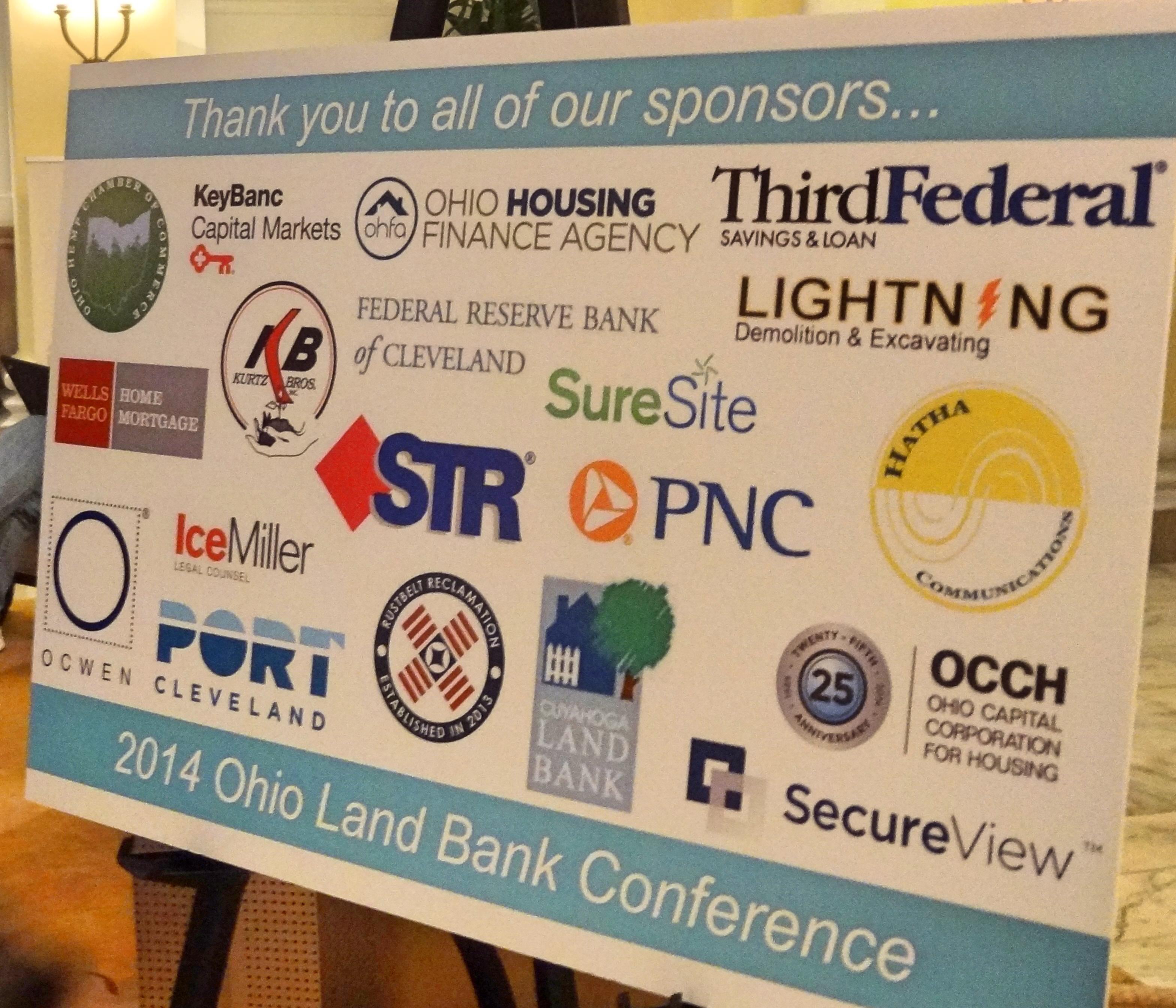 Land Bank Conference Sponsors